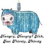 Thirsty, Thirsty Hippo