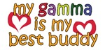 Gamma is My Best Buddy