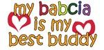 Babcia is My Best Buddy