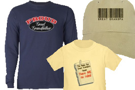 Great Grandpa Gifts and T-Shirts