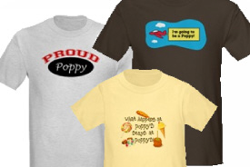 Poppy Gifts and T-Shirts