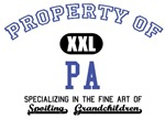 Property of Pa
