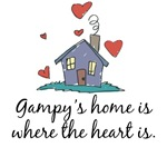Gampy's Home is Where the Heart Is
