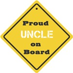 Proud Uncle on Board