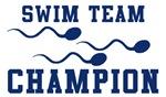 Swim Team Champion