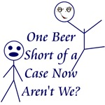 One Beer Short of a Case