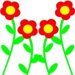 Flower Girl T-Shirts, Baby Flower Girl & Teddy.