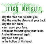 Irish Gifts, Irish Blessing 1