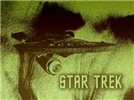 Vintage Enterprise Star Trek T-Shirts Apparel Gift