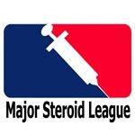Major Steroid League Tshirts