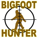 Bigfoot Hunter Tshirts