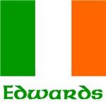 Edwards Irish Flag