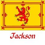 Jackson Scottish Flag