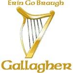 Gallagher Erin Go Braugh
