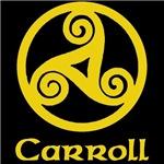 Carroll Celtic Knot (Gold)