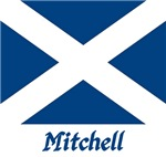 Mitchell St. Andrew's Flag