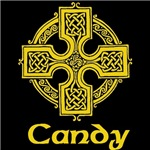 Candy Celtic Cross (Gold)