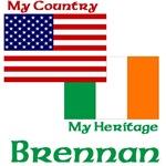 Brennan Irish American
