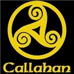 Callahan Celtic Knot (Gold)