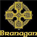 Branagan Celtic Cross (Gold)
