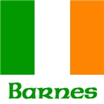 Barnes Irish Flag