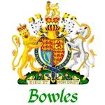 Bowles Shield of Great Britain