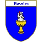 Bowles Family Crest