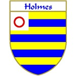 Holmes Coat of Arms