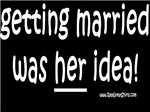 <b>Getting Married her Gifts</b>