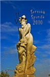 Serving Spirits 2010 Vertical Calendars