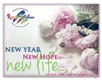 New Year New Hope New Life