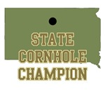 South Dakota State Cornhole Champion
