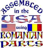 USA/Romanian Parts