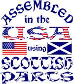 USA/Scottish Parts (St. Andrew)