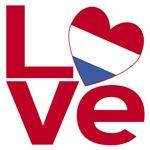Dutch Red LOVE