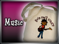 Music T-shirts and Gifts