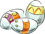 Pretty Easter Eggs T-shirts & Gifts