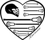 Lacrosse HeartHelm