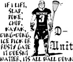 Lacrosse DUnit Checks