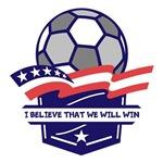 Custom USA Soccer