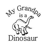 Grandpa is a Dinosaur