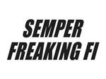 Semper Freaking Fi