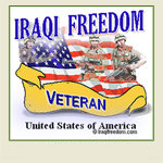 Iraqi Freedom Veteran