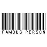 Famous Person (Barcode)