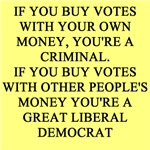 anti-democrat gfts, t-shirts presents