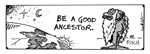 be a good ancestor