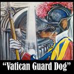 Vatican Guard Dog
