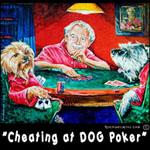 Cheating at Dog Poker