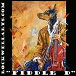 Doberman Fiddle D