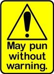 Pun Warning